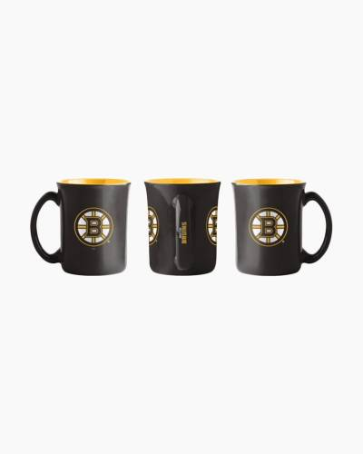 Boston Bruins Sculpted Mug