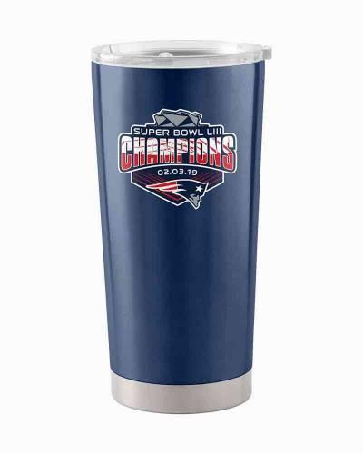 New England Patriots Champions 20 oz. Tumbler