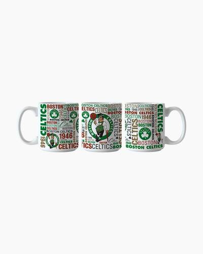 Boston Celtics Spirit Mug