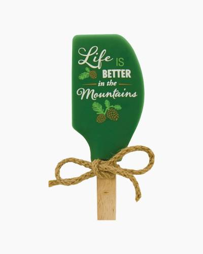Better In The Mountains Spatulas