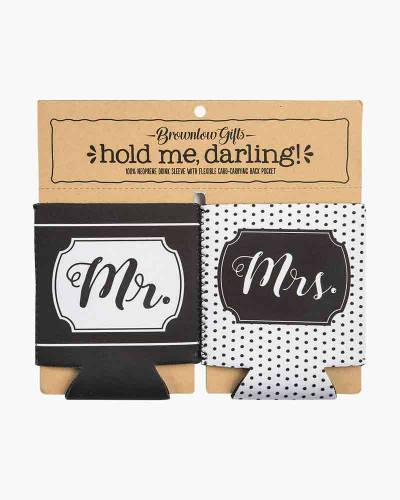 Mr. and Mrs. Drink Sleeves
