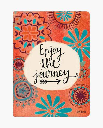 Enjoy the Journey Softcover Journal