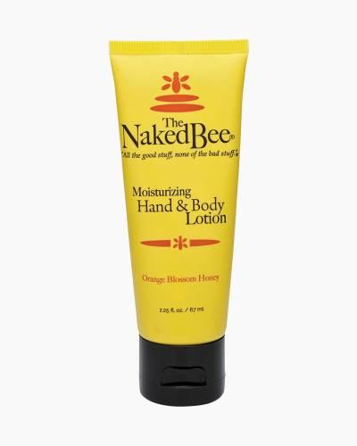 Naked Bee Orange Blossom Honey Hand and Body Lotion