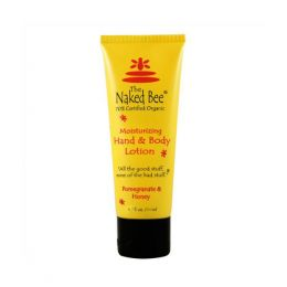 Naked Bee Naked Bee Pomegranate and Honey Hand and Body Lotion