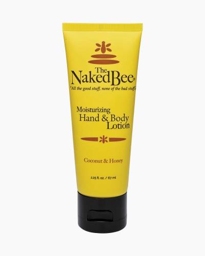 Coconut and Honey Hand and Body Lotion (2.25 oz)