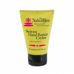 Naked Bee Pomegranate and Honey Serious Hand Repair Cream (3.25 oz)