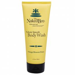 The Naked Bee Orange Blossom Honey Body Wash