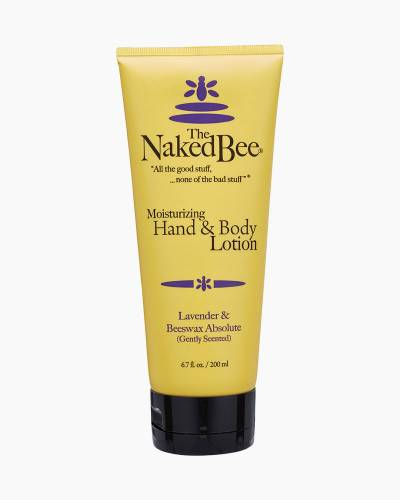 Lavender and Beeswax Hand and Body Lotion (6.7 oz.)