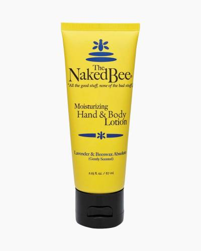 Lavender and Beeswax Hand and Body Lotion (2.25 oz.)