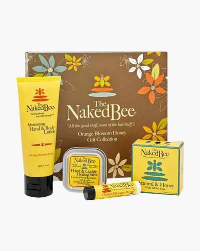 Orange Blossom Honey Gift Set