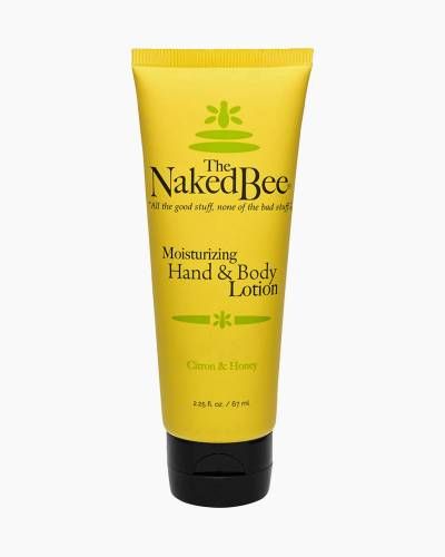 Citron and Honey Hand and Body Lotion (2.25 oz.)