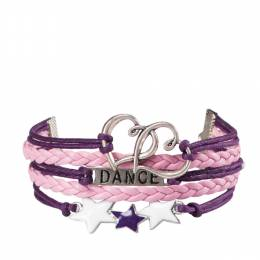 Three Cheers for Girls Dance Five Strand Bracelet