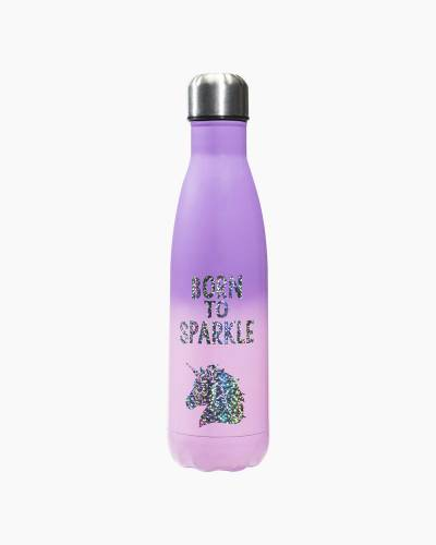 Born to Sparkle Stainless Steel Insulated Water Bottle