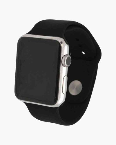 Apple Watch Silicone Band in Black (38mm)