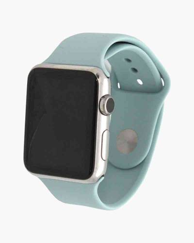 Apple Watch Silicone Band in Mint (38mm)