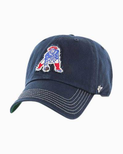New England Patriots Scituate '47 Clean Up