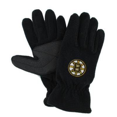 Boston Bruins '47 Fleece Gloves