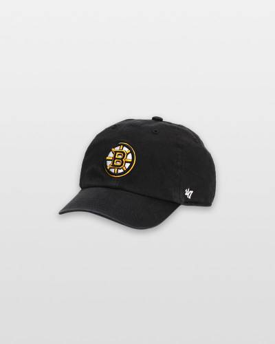 Boston Bruins Kids '47 Clean Up