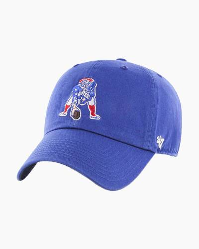 New England Patriots Vintage '47 Clean Up