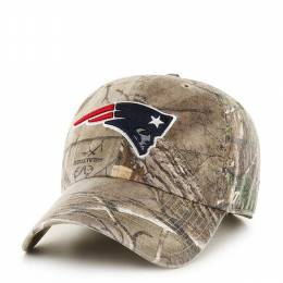 '47 New England Patriots Realtree Clean Up Cap