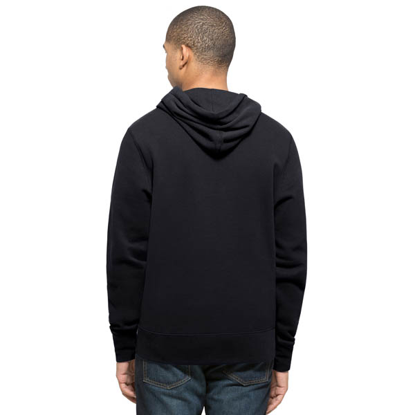 finest selection a8c19 8ae91 New England Patriots Men's Headline Pullover Hooded Sweatshirt
