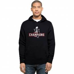 '47 New England Patriots Super Bowl LI Champions Pullover Hoodie
