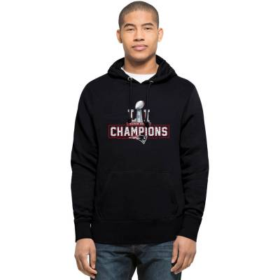 New England Patriots Super Bowl LI Champions Pullover Hoodie