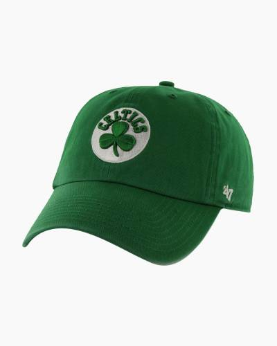 Boston Celtics Shamrock Cap