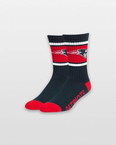 New England Patriots Dusters Socks