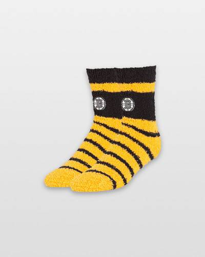 Boston Bruins Women's 47 Cheshire Half Crew Socks