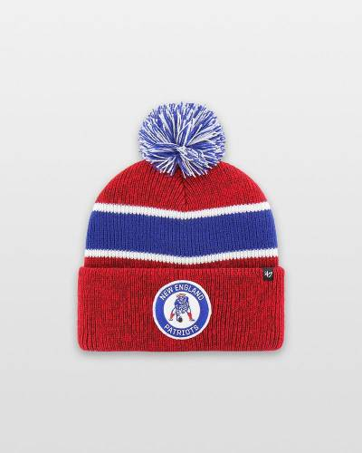 New England Patriots '47 Noreaster Cuff Knit Cap