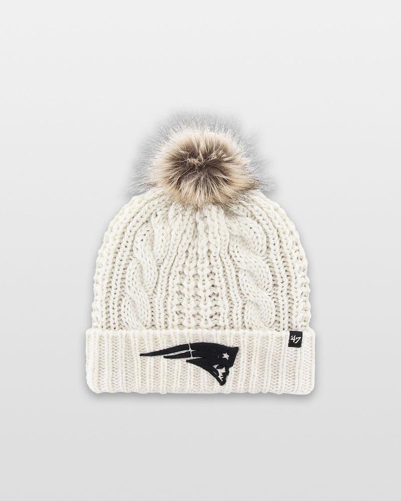 47 New England Patriots Women s 47 Meeko Cuff Knit Cap  5723fc461