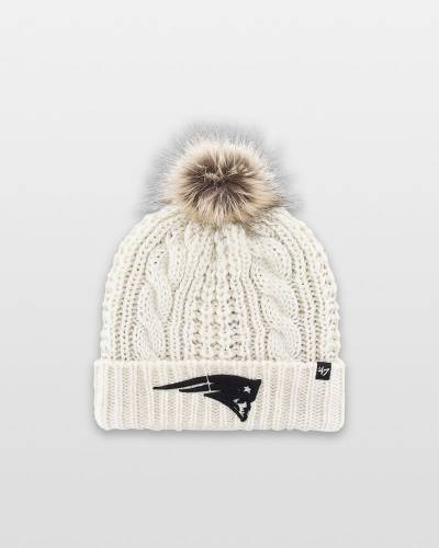 New England Patriots Women's 47 Meeko Cuff Knit Cap