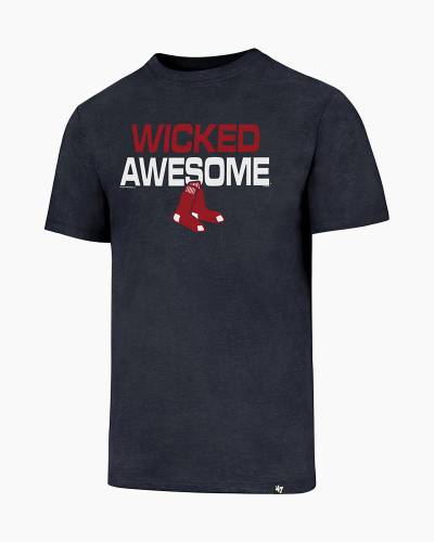 Boston Red Sox Wicked Awesome Club Tee