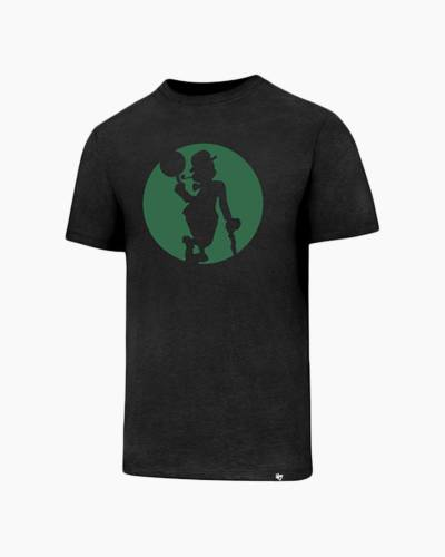 Boston Celtics Men's Logo Silhouette Tee