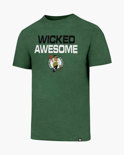 Boston Celtics Wicked Awesome Tee