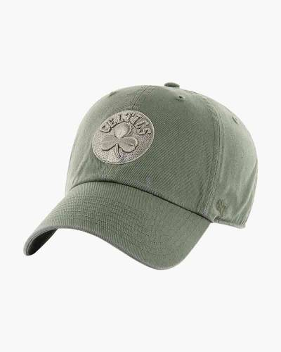 Boston Celtics Moss Clean Up Cap
