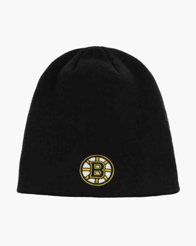 Boston Bruins Logo Knit Beanie