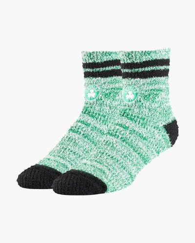 Boston Celtics Women's Balmy Fuzzy Socks