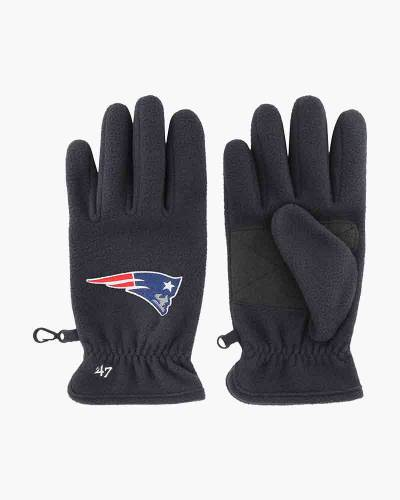 New England Patriots Youth Fleece Gloves