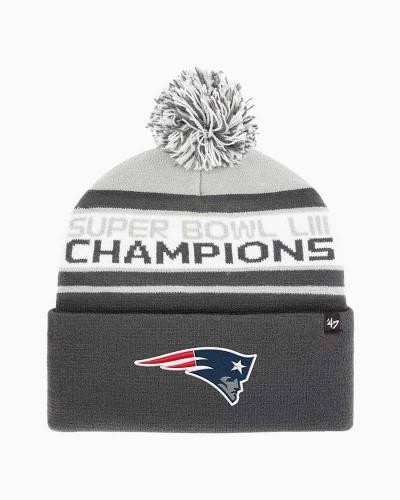 New England Patriots Super Bowl LIII Cuff Knit Cap