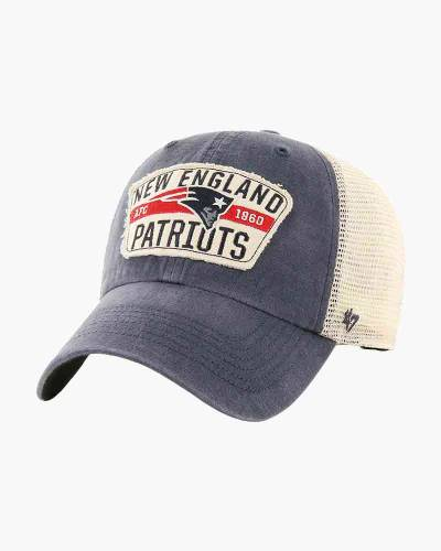 New England Patriots Crawford Clean Up Cap