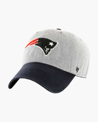 New England Patriots Palomino Clean Up Cap