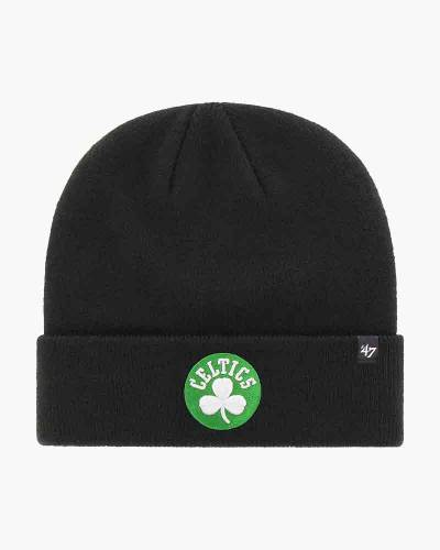 Boston Celtics Raised Cuff Knit Beanie