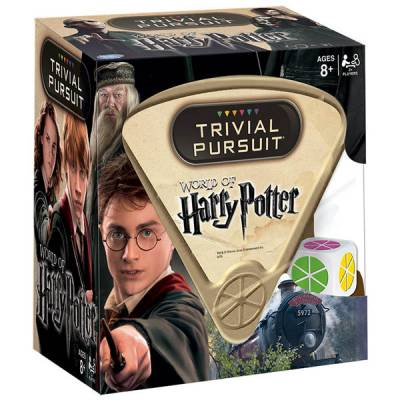 World of Harry Potter Trivial Pursuit