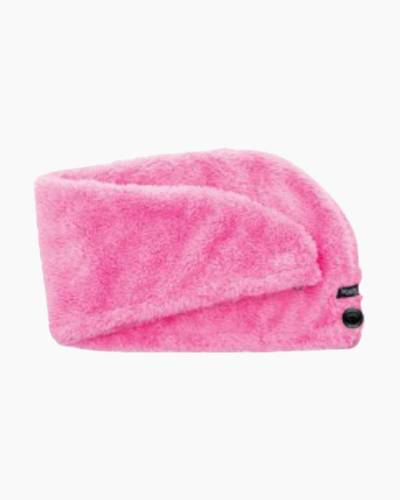 Pink Turban Hair Towel