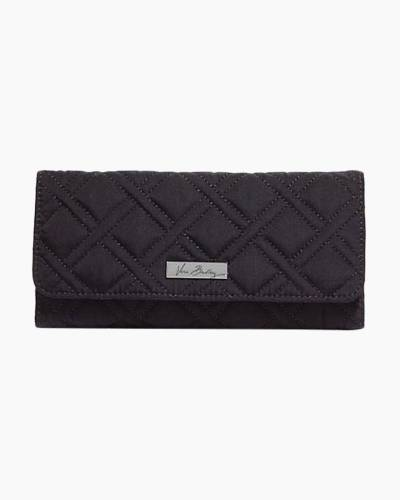 Trifold Wallet in Classic Black