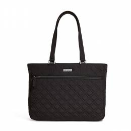 Vera Bradley Work Tote in Classic Black