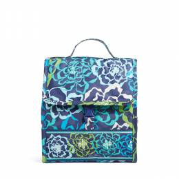 Vera Bradley Lunch Sack Bag in Katalina Blues