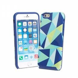 Vera Bradley Novelty Hybrid Case for iPhone 6 in Katalina Cubes